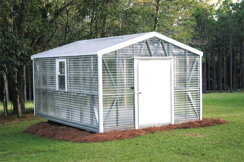 Lark Accu-Steel Greenhouse