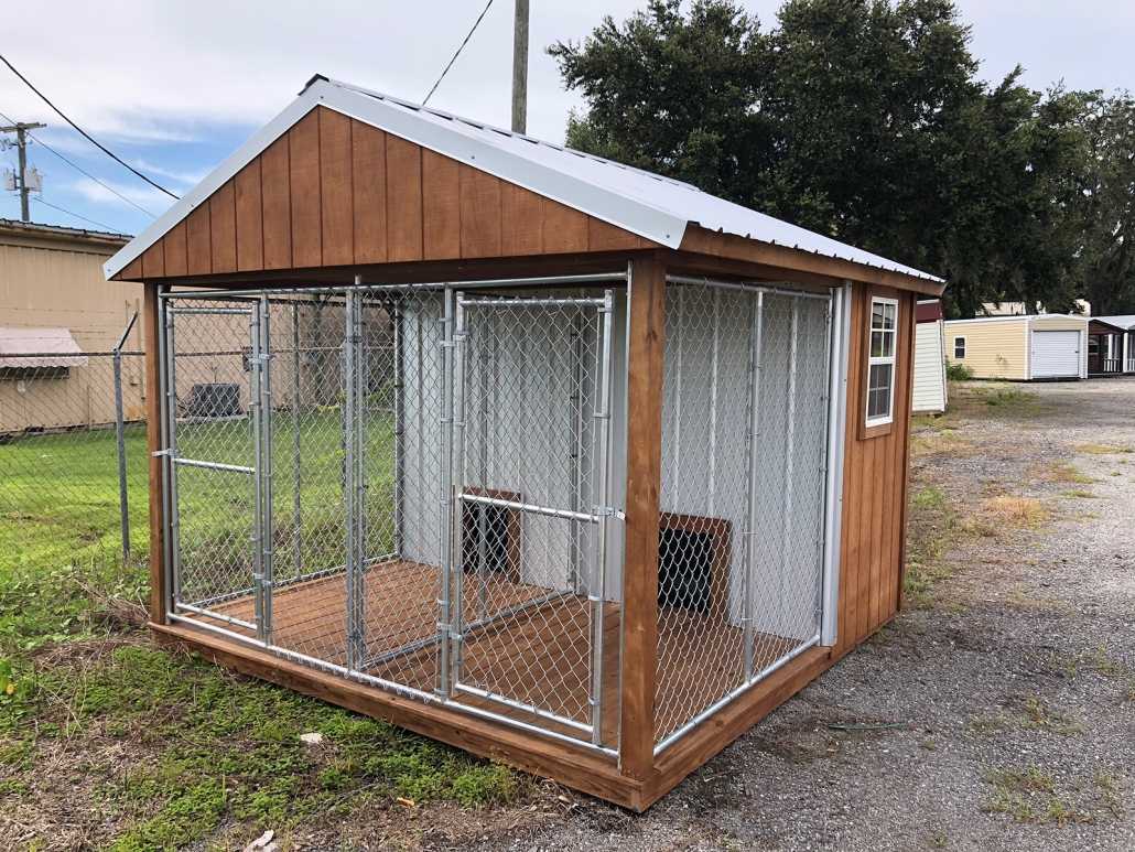 Dog Kennels Plant City Sheds